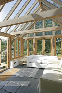 Mill Cottage sun room